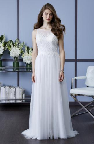 #7615 Romantic Bridal