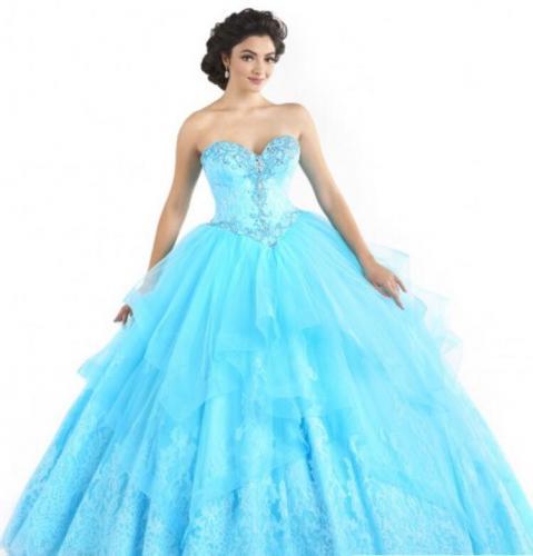 #5809 Bonny Bridal