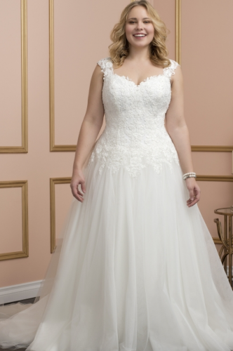 8029 Romantic Bridal