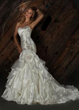 #10168 Impression Bridal