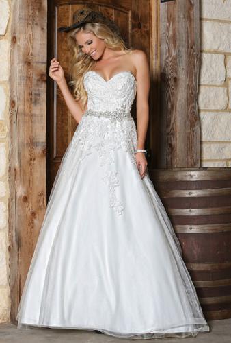 #50315 davinci bridal