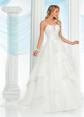 #50411 davinci bridal