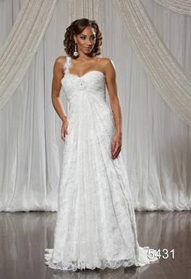 #5431 Romantic Bridal