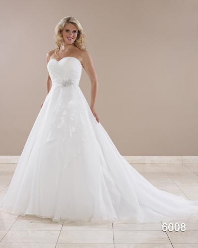 #6008 Romantic Bridal