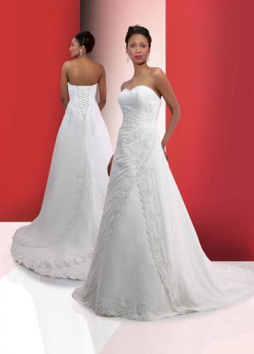 #8307 davinci bridal