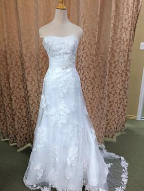 #A3597 Boheme Bridal
