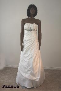 #Pamela Boheme Bridal Mariee