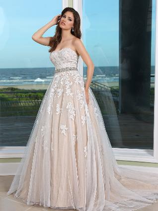 #50231 Davinc Bridal