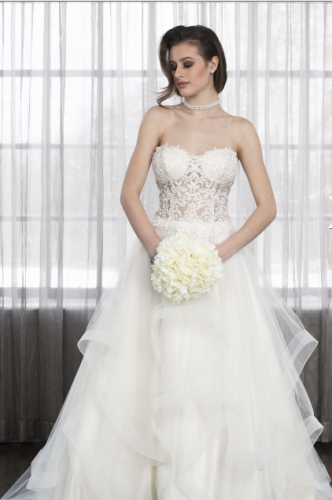 5017 Romantic Bridal