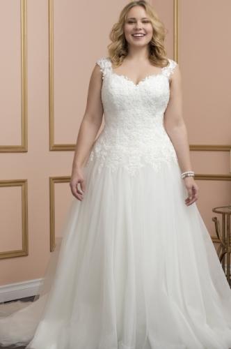 8029 Romantic Bridal